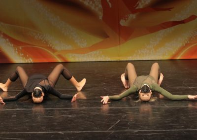 contemporary dance duet senior