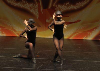 jazz dance duet senior