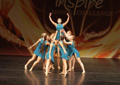 lyrical dance group senior