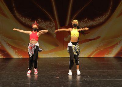 hip hop dance duet junior